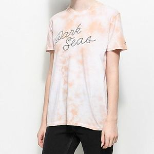 Zumiez Dark Seas Cursive Crystal Shirt